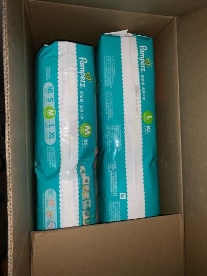帮宝适超薄干爽绿帮纸尿裤M192片(6-11kg)中码纸尿裤尿不湿瞬吸干爽 晒单图