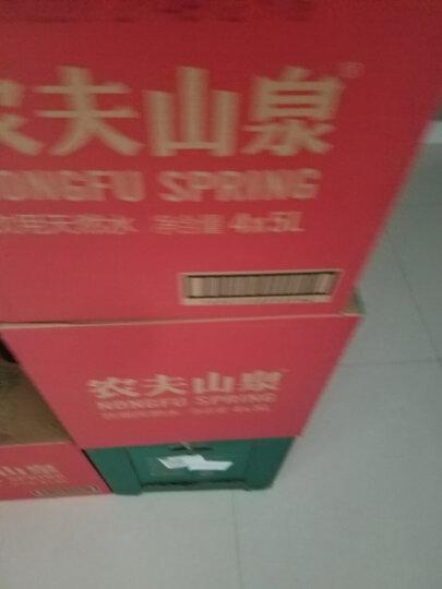 农夫山泉 饮用天然水家庭桶装矿泉水弱碱性 5L*4桶 整箱 晒单图