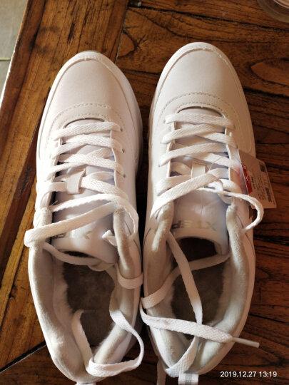 特步女鞋运动鞋女2018夏季新款跑步鞋透气网面休闲旅游慢跑鞋子 9798 灰/网面 38 晒单图