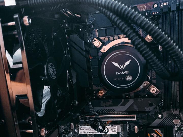 武极i7 9700F/华硕GTX1660Super-6G/240G游戏台式吃鸡电脑主机/DIY组装机 晒单图