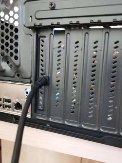先马(SAMA) 先马 网易宝 多功能电脑桌面开关 网吧/家庭电脑机箱移动开关 带USB 重启键 晒单图