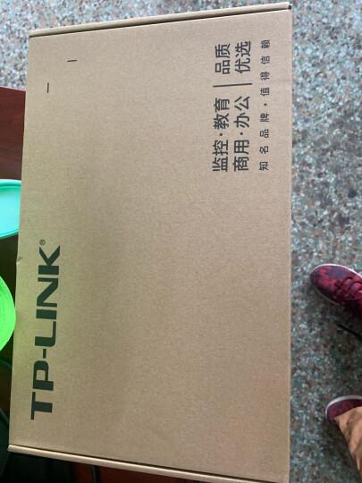 TP-LINK 16口全千兆交换机 非网管T系列 企业级交换器 监控网络网线分线器 分流器 TL-SG1016DT 晒单图