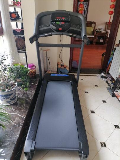 乔山(JOHNSON)乔山跑步机 家用静音可折叠 室内运动健身器材T101 高端新品 原装正品 晒单图