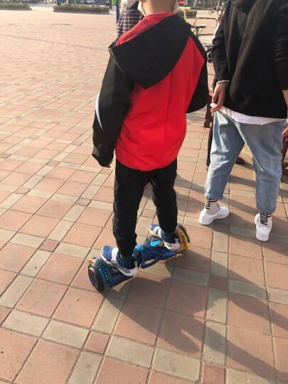 阿尔郎(AERLANG) 成人智能双轮电动儿童平衡车代步体感车平行车蓝牙平衡车扭扭车两轮思维车 全新APP发光轮款N3【五大配置+蓝牙音乐】三色款 晒单图