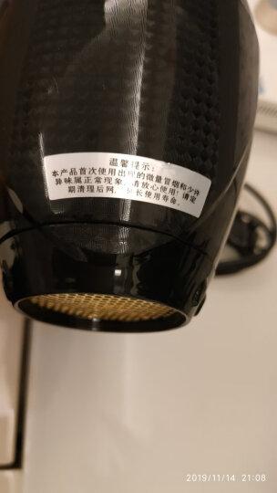 康夫(CONFU) 电吹风机家用大功率2300W 冷热风专业发廊级吹风筒 KF-8905 晒单图
