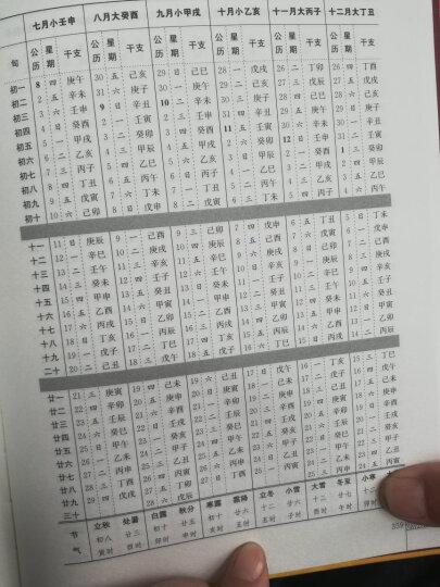 中华民俗万年历 晒单图