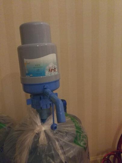家适宝 桶装水压水器 食品级材质 加厚饮水器 纯净水抽水泵 吸水器 【A-1带止水阀】 手压A-1 带止水阀 加厚款 晒单图