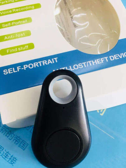 金刚钻 手机防丢器GPS定位报警器 智能自拍蓝牙遥控器儿童小孩寻物报警器 黑色 晒单图