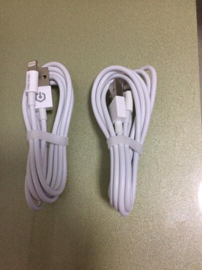 蜂翼 多功能一拖三 三合一/多合一充电器线/电源线 灰黑1.2米 Type-C/安卓/苹果iPhoneXS Max/XR/8/7/6S/华为 晒单图