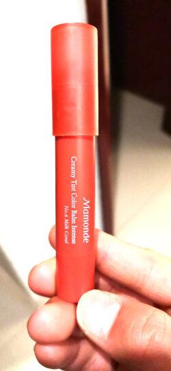 梦妆(Mamonde)花心丝绒唇膏笔 07(蜜橘)2.5g(持久显色) 晒单图