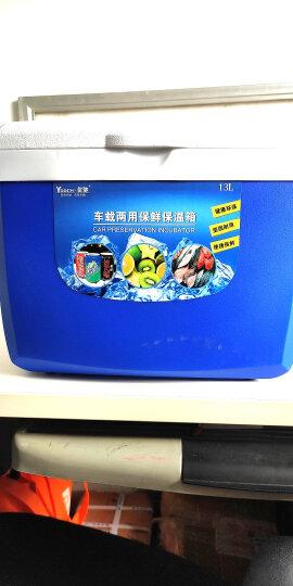 优驰(yooch)33升车载保温箱冷藏箱 冷热两用 保冷保鲜 户外钓鱼野餐 母乳外卖保温箱 晒单图