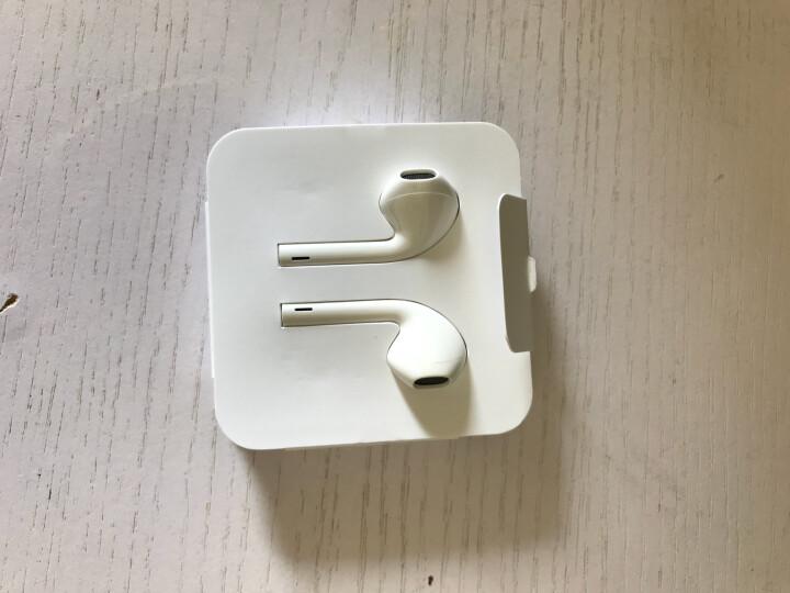 【二手99新】正品苹果原装充电器数据线iphone7 plus 10W充电头适用于7/8/X 晒单图