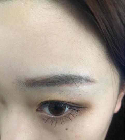 海昌 美瞳隐形眼镜半年抛 星眸一片装 钻石炫棕 0度(新老包装随机发货) 晒单图