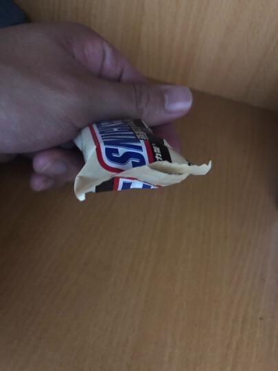 士力架燕麦花生夹心巧克力(全家桶)办公室零食 婚庆糖果员工福利380g(新旧包装随机发放) 晒单图