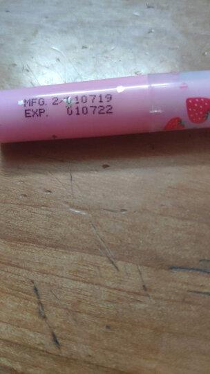 Mistine(蜜丝婷)2只装小草莓变色润唇膏 1.7g (保湿滋润 清爽自然 变色口红) 泰国进口 晒单图