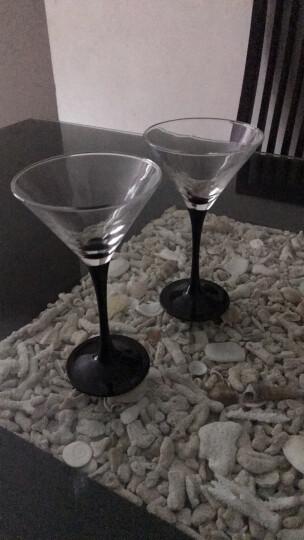 弓箭乐美雅多米诺鸡尾酒高脚杯15cl 红酒杯 香槟杯 150ml 晒单图