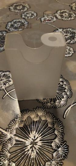 sdin烟盒保护套20支装整包软盒男士创意烟盒个性透明软烟套子防汗防压软壳送男朋友礼物定制 彩盒包装20个 晒单图