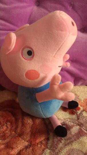 【新款】正版小猪佩奇毛绒玩具一家四口乔治恐龙套装佩琪猪公仔社会人玩偶 乔治66cm 【正版授权】 晒单图