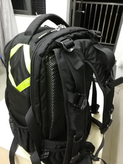 TUBU 摄影包相机包双肩适用佳能尼康数码单反摄像机背包可防盗 两机4-6镜 深灰色 晒单图