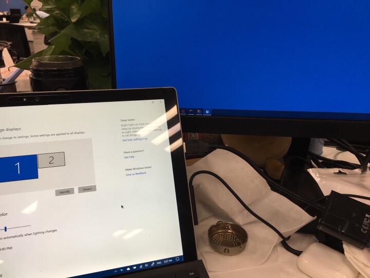 蔺科USB3.0转VGA转换器 USB外置显卡 VGA转接头 笔记本/台式电脑USB转投影仪LK-UV001  白色 晒单图