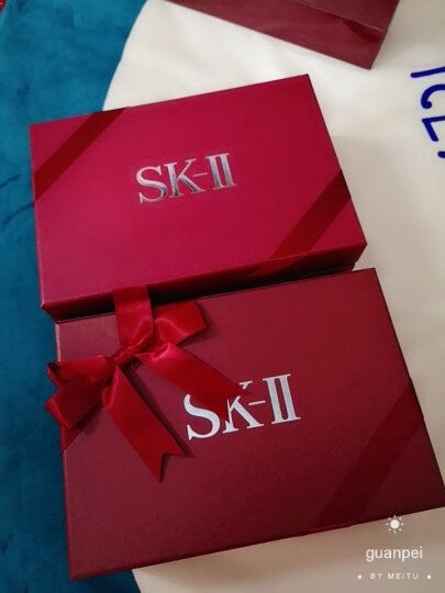 SK-II大眼眼霜15g 补水保湿护肤套装(礼赠神仙水 眼部精华 去黑眼圈 提拉紧致) 晒单图