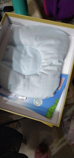 贝谷贝谷 婴儿抱被婴儿床包被秋冬厚款襁褓纯棉包巾新生儿抱毯宝宝包毯 小颜值厚款 晒单图