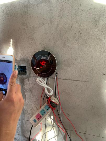 四季沐歌 航天系列飞驰 太阳能热水器家用全自动上水 智能控制 电加热光电两用 节能型一级能效 下单即赠【15米安装材料包】无需单独购买 晒单图