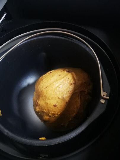 北美电器(ACA)面包机家用和面机早餐机烤面包机蛋糕机揉面机全自动家用一机八能面点电饭煲AB-IPN16 晒单图