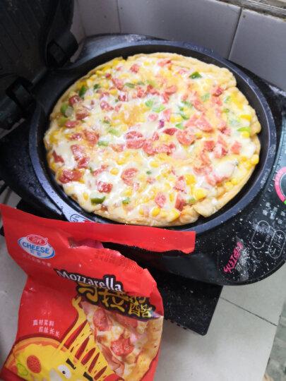 金龙鱼 面粉  高筋面粉 高筋麦芯小麦粉5kg 家用包子饺子馒头饼手擀面 晒单图