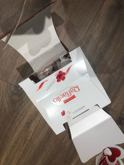 费列罗(Ferrero Rocher)拉斐尔椰蓉扁桃仁糖果婚庆喜糖零食 情人节表白送礼 3粒礼盒装30g 晒单图