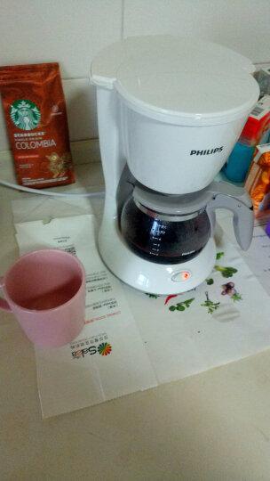 飞利浦(PHILIPS)咖啡机 家用滴漏式美式MINI咖啡壶 HD7431/00 晒单图