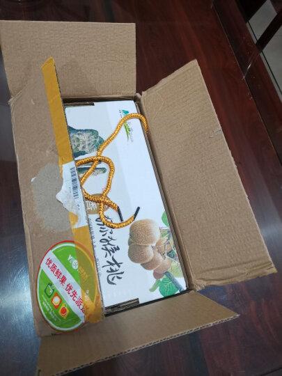 天霖 江山徐香猕猴桃 4kg 绿心猕猴桃 单果80-120g 水果 晒单图