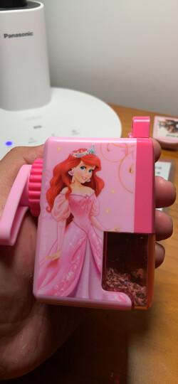 迪士尼(Disney)学生削笔机 简约手摇削笔器/卷笔刀/铅笔刀 白雪公主系列 粉色 E0011P2 晒单图