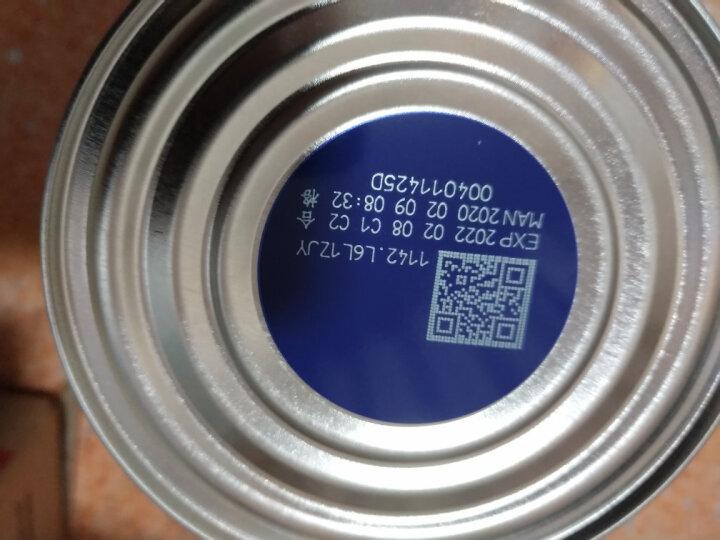 嘉宝(Gerber)米粉婴儿辅食 胡萝卜味 宝宝营养高铁米糊1段250g(辅食添加初期) 晒单图