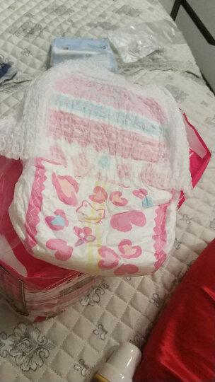 安儿乐ANERLE扭扭拉拉裤女款M25片(6-11kg)婴儿干爽透气非纸尿裤 晒单图