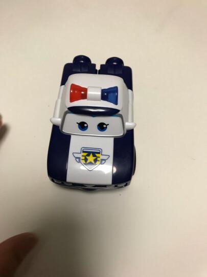 奥迪双钻(AULDEY)超级飞侠益智大变形机器人-淘淘 720221 男孩女孩玩具生日礼物 晒单图