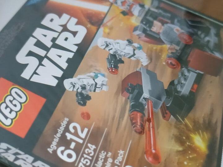 【乐高官方认证店】乐高LEGO 星球大战 Star Wars 星战系列  绝版 收藏儿童拼装积木玩具 75264 凯洛伦的微型战斗机 晒单图
