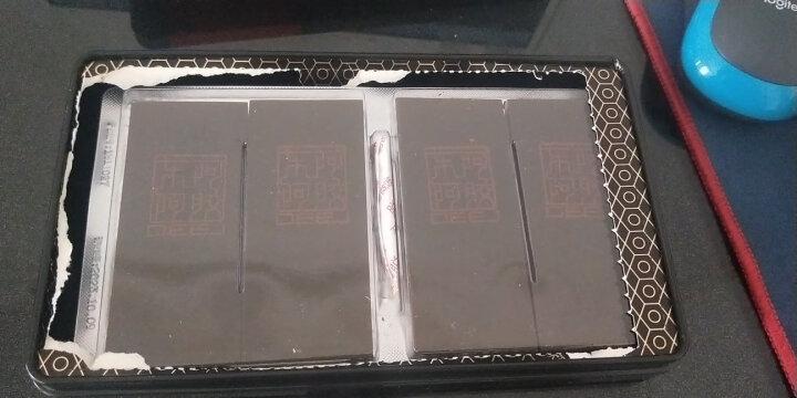 东阿阿胶 阿胶块125g 红标铁盒装 滋阴 补气养血 润燥止血 东阿阿胶块 自营 晒单图