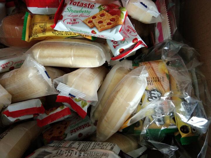 马来西亚进口ZEK混合什锦味(芒果味、荔枝味、草莓味)果肉果冻布丁3连杯儿童休闲零食255g 晒单图