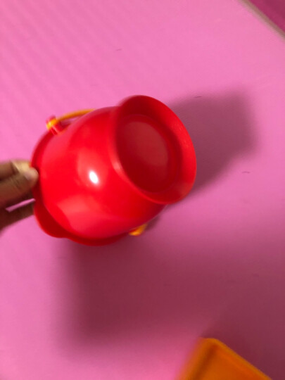 德国(Hape)儿童沙滩玩具男孩玩具女孩玩雪挖沙玩沙玩水戏水9件套送收纳袋铲子户外玩具 18个月+ suit0079 晒单图