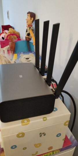 小米路由器HD 2600M双频无线速率 1TB硬盘存储 5G 双频路由 大户型稳定穿墙 智能家用路由器 曜岩黑 晒单图