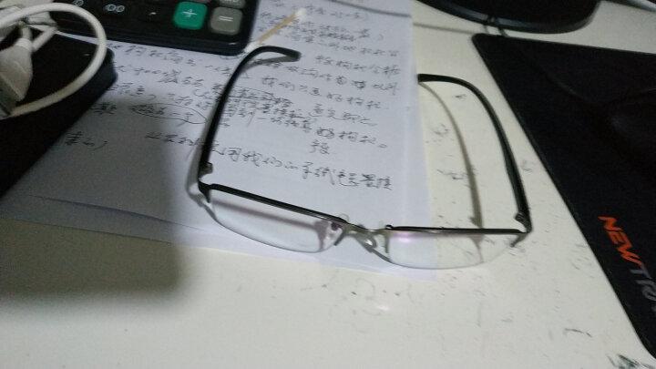 雅伦 渐进多焦点老花镜男远近两用花镜智能变焦双光老花眼镜 150+ 晒单图