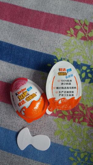 KinderJoy健达食玩奇趣蛋(女孩版) 儿童零食玩具 休闲食品 1颗装20g 晒单图