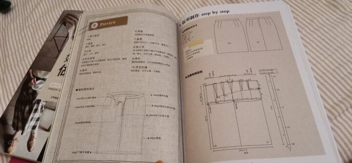 服装立体裁剪与设计 晒单图