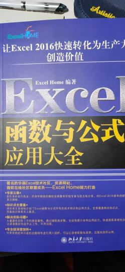 Excel三大神器:函数与公式+数据透视表+VBA其实很简单(套装共3册) 晒单图