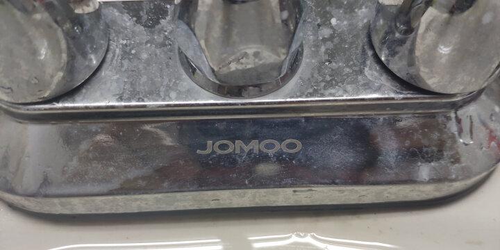 九牧(JOMOO)双把双孔面盆冷热水龙头全铜洗脸盆台盆水龙头2203-250 晒单图