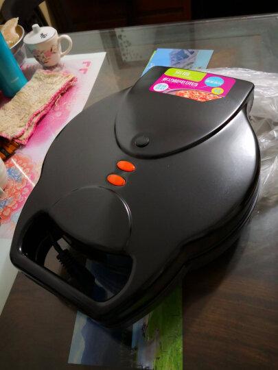 乐倍电饼铛家用双面加热可拆洗煎烤机 悬浮式烤盘烤饼锅 烙饼机 30CM 晒单图