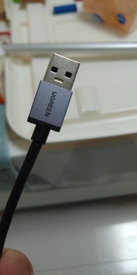 绿联(UGREEN)Mini DP转HDMI/VGA转换器线 4K高清雷电转接头 适用苹果微软笔记本接投影仪显示器 黑20422 晒单图