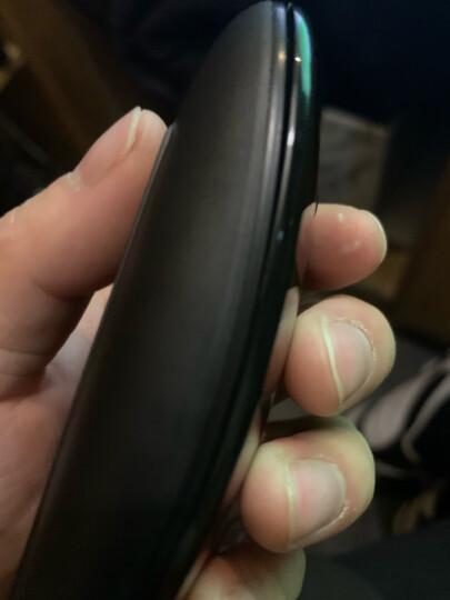前行者蓝牙双模无线鼠标可充电男女生台式电脑办公家用苹果mac笔记本无限电池无声超薄可爱游戏静音 充电静音(蓝牙5.0+2.4G无线双模鼠标)商务黑 晒单图