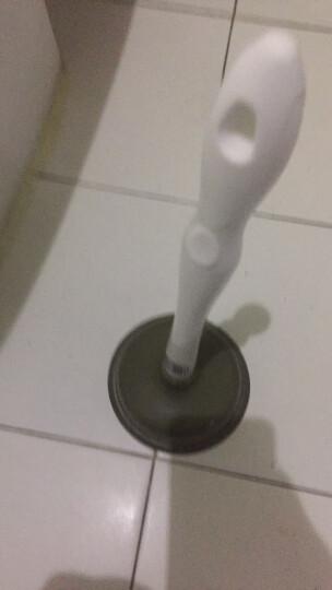 茶花 马桶刷子洁厕刷洗厕所刷子清洁刷套装 4303 晒单图